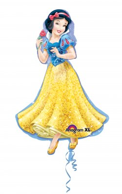 BALON DISNEY SUPERSHAPE SNOW WHITE FOLIE