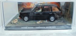 Macheta Range Rover 4.6 HSE James Bond, 1:43