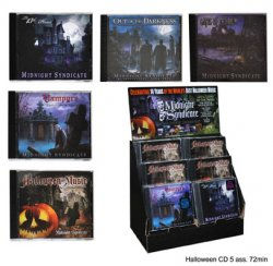 CD MUZICA SI SUNET HORROR - MIDNIGHT SINDICATE